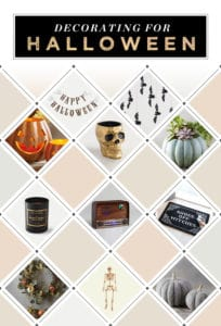 Our Favorite Halloween Decor and Entertaining Items