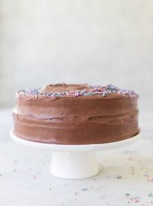 The Best Devil's Food Cake Recipe