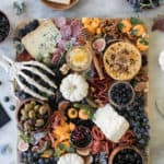How to Make the Perfect Halloween Meat and Cheese Board!