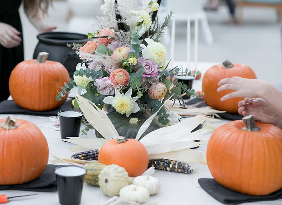 How To Throw A Pumpkin Carving Party Sugar And Charm