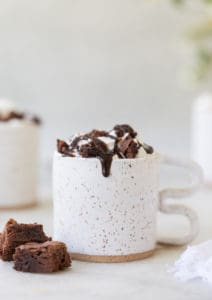 Dunkin' Donuts® – Caramel Brownie Coffee