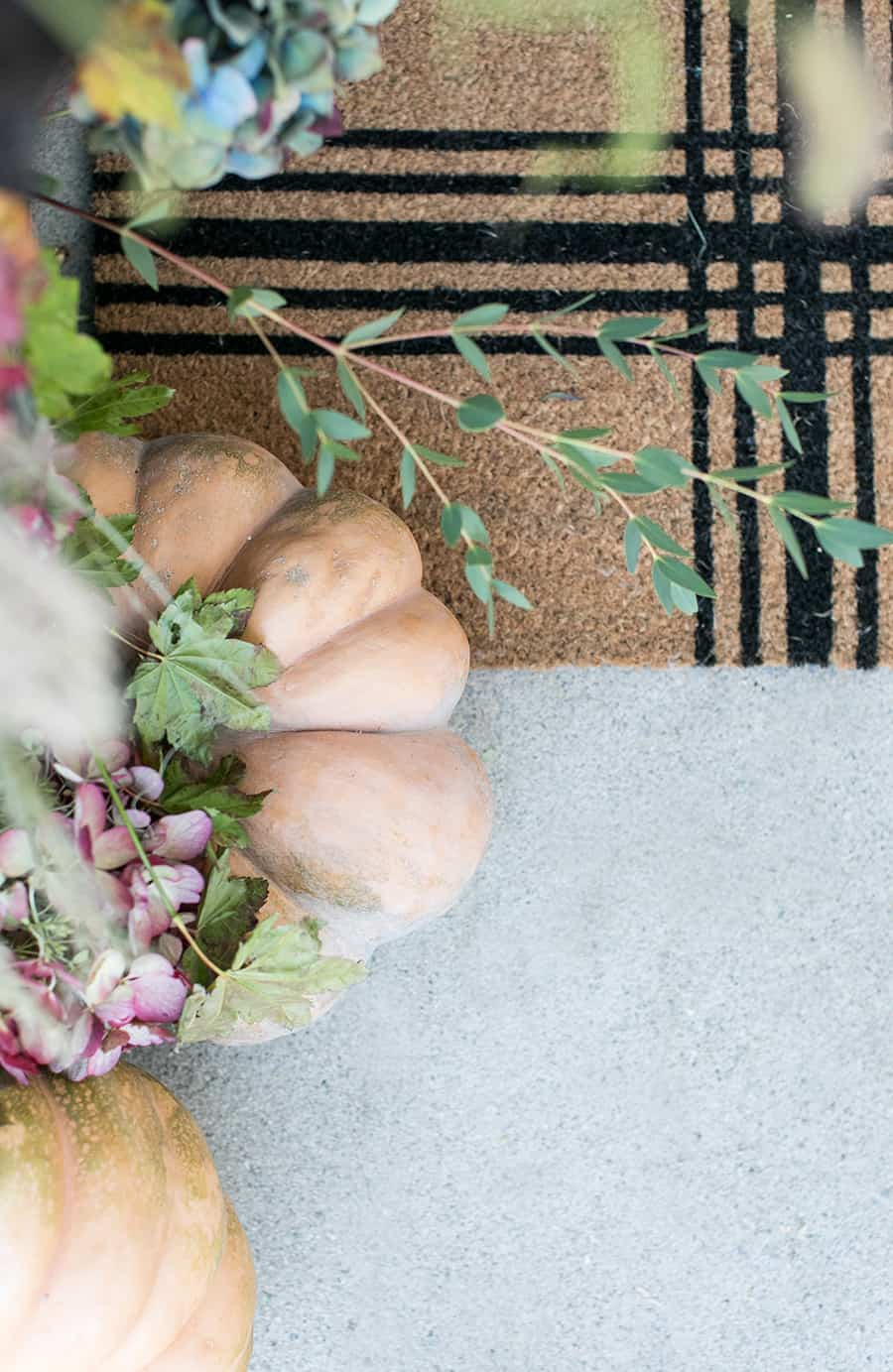How To Create A Beautiful And Welcoming Fall Porch Sugar