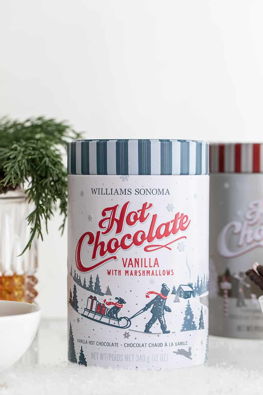 Williams Sonoma Hot Chocolate with Vanilla Marshmallows