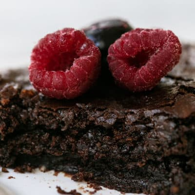 The Best Gluten Free Chocolate Brownies