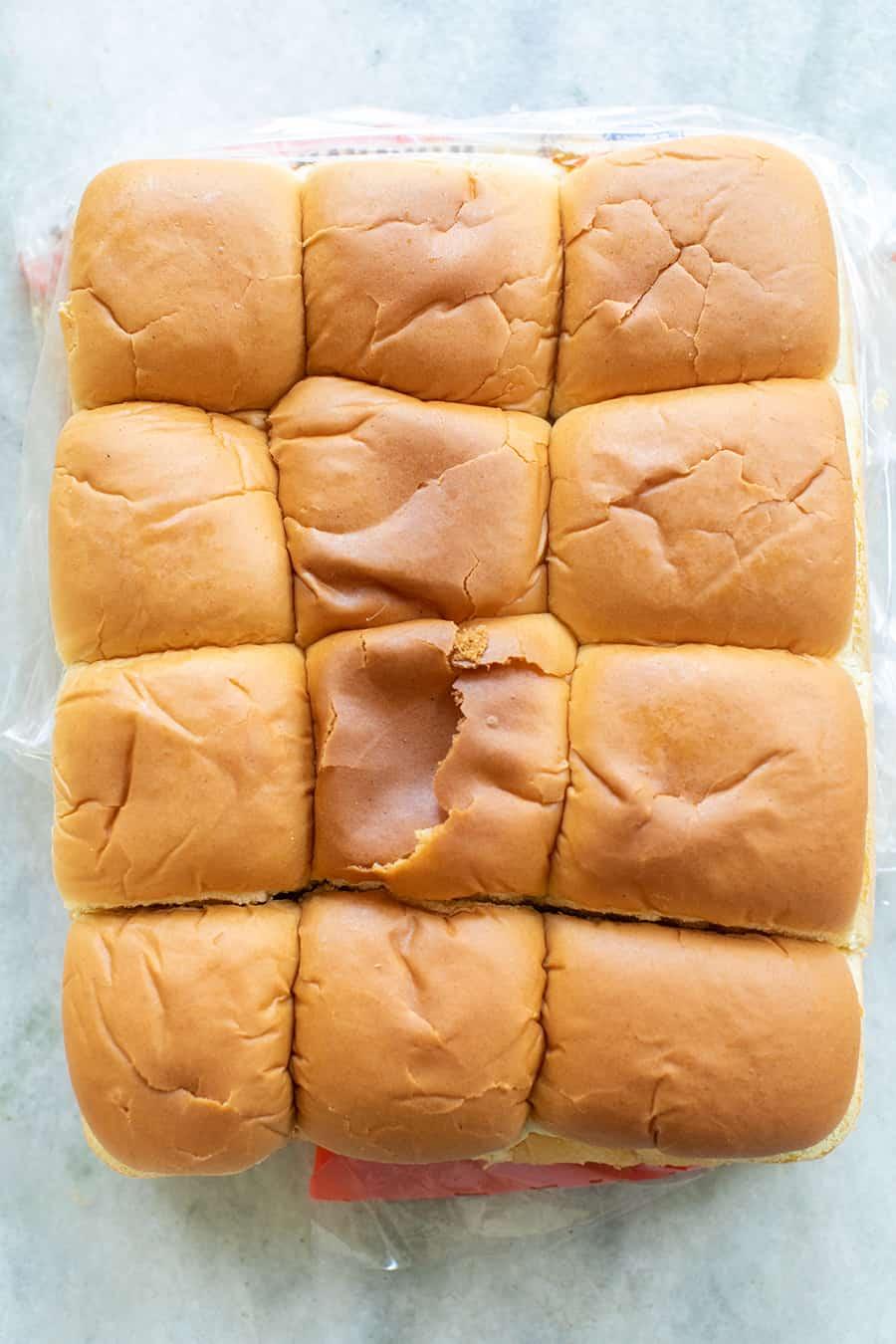 Hawaiian buns