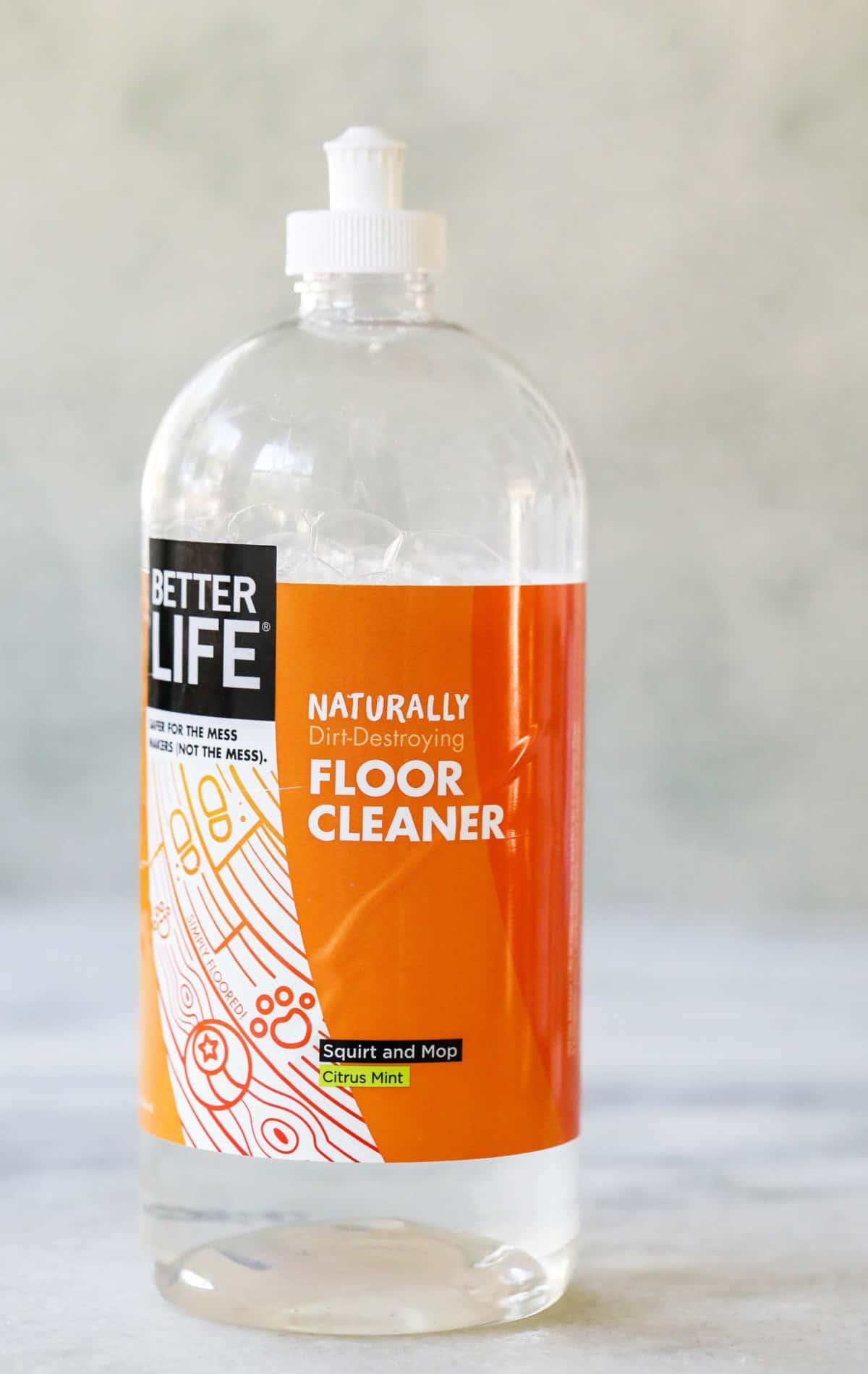 Better Life floor cleaner