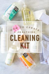 The Best Natural Cleaning Products for a Healthier Cleaning Kit