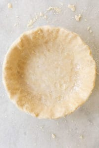 Perfect and Easy Buttery Pie Crust