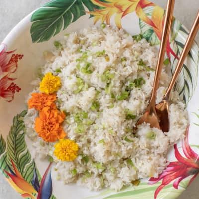 Flavorful and Easy Coconut Rice