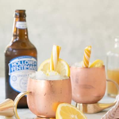 Smoky Lemon Mule Recipe