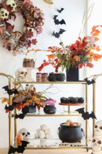 Halloween Party Trick or Treat Bar!
