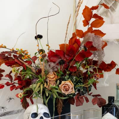 6 Inexpensive Halloween Decorating Ideas