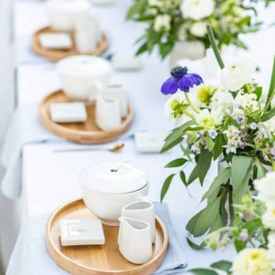 How to Plan a Tea Party Bridal Shower
