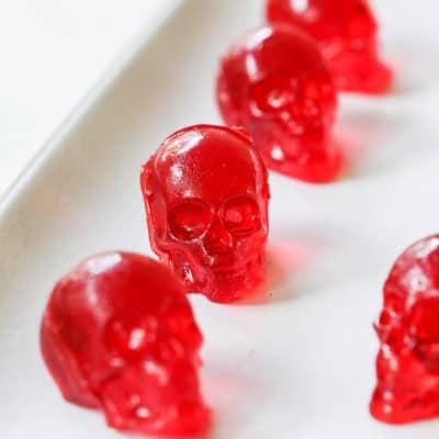How to Make Vodka Skull Jello Shots