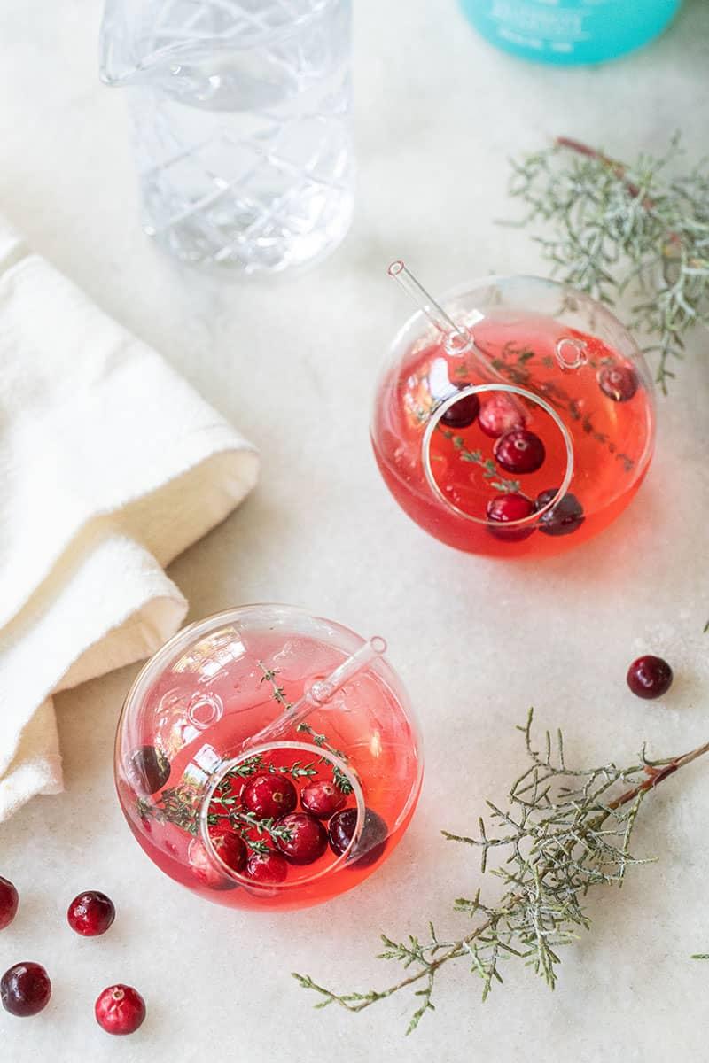Gin and Tonics for Christmas