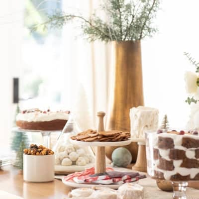 Guide to Creating a Spectacular Christmas Dessert Table