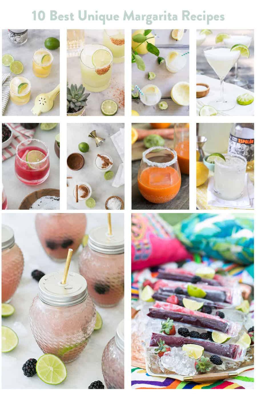 10 photos of margaritas