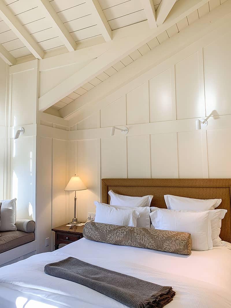 Meadowood Napa Valley Cottage Room