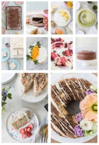 10 Charming Cake Recipes to Try!