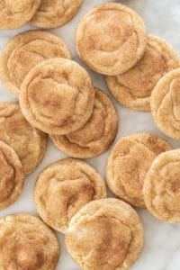The Perfect Chewy Snickerdoodle Recipe!