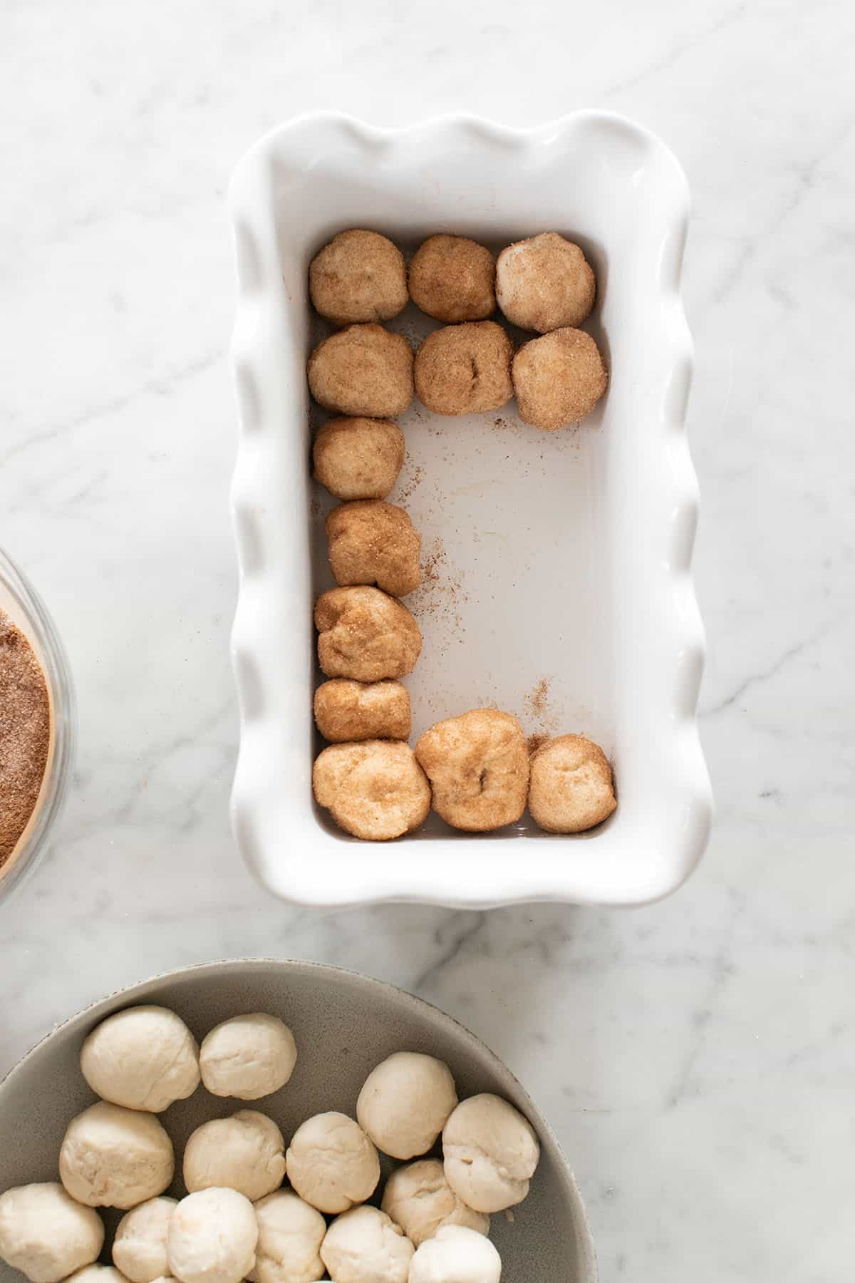 monkey bread with biscuits