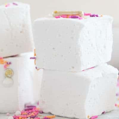 The Best Marshmallow Recipe!