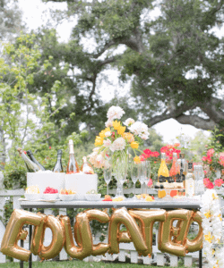 The Most Charming Graduation Party Ideas