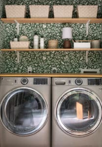 Laundry Closet Ideas and Makeover