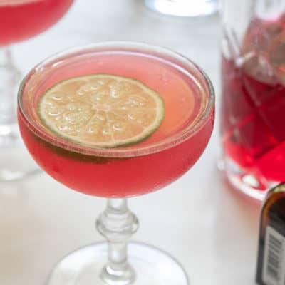 The Best Cosmopolitan Cocktail Recipe!