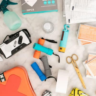 How to Create an Emergency Kit for Your Home