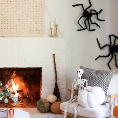 Halloween Home Decor in 15 Minutes!
