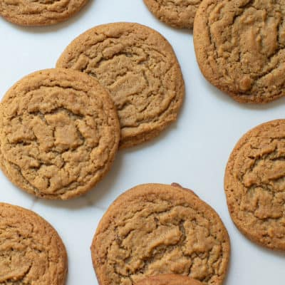 The Best Chewy Ginger Cookies!