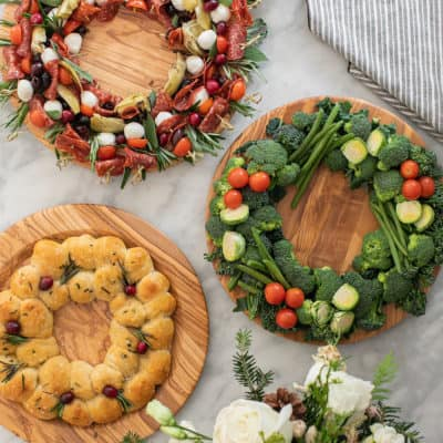Three Simple Christmas Appetizers
