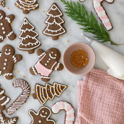 Charming Gingerbread Cookies