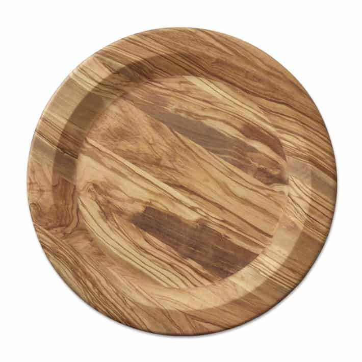 Olive Wood Charger from Williams Sonoma