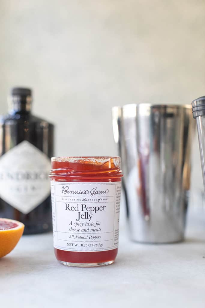 Bonnie's red pepper jelly