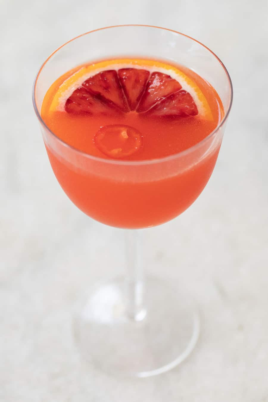 Red pepper jelly cocktail recipe