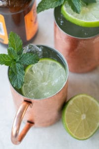 How to Make a Classic Moscow Mule