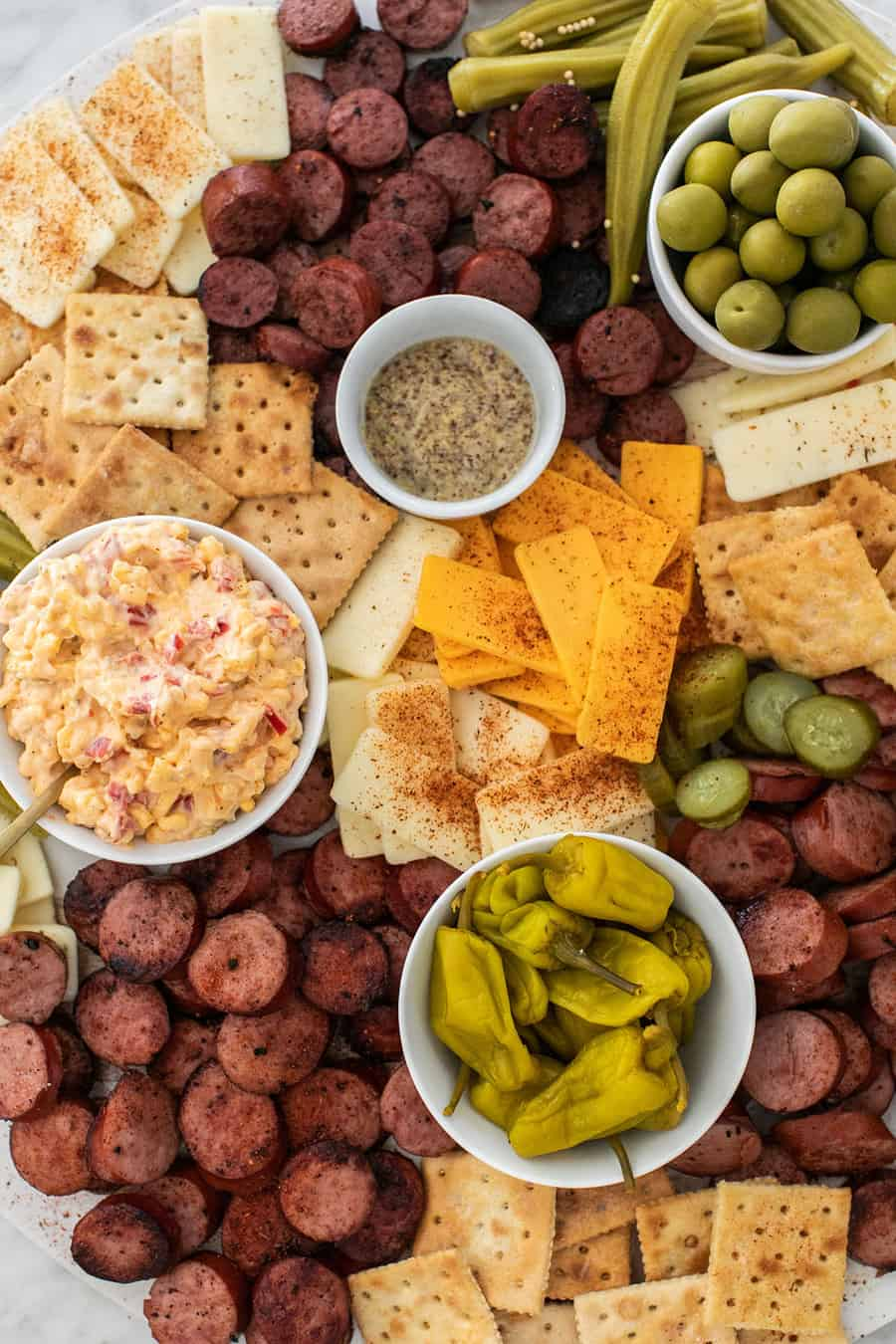 Southern Charcuterie board
