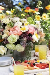 How to Host a Simple Garden Party