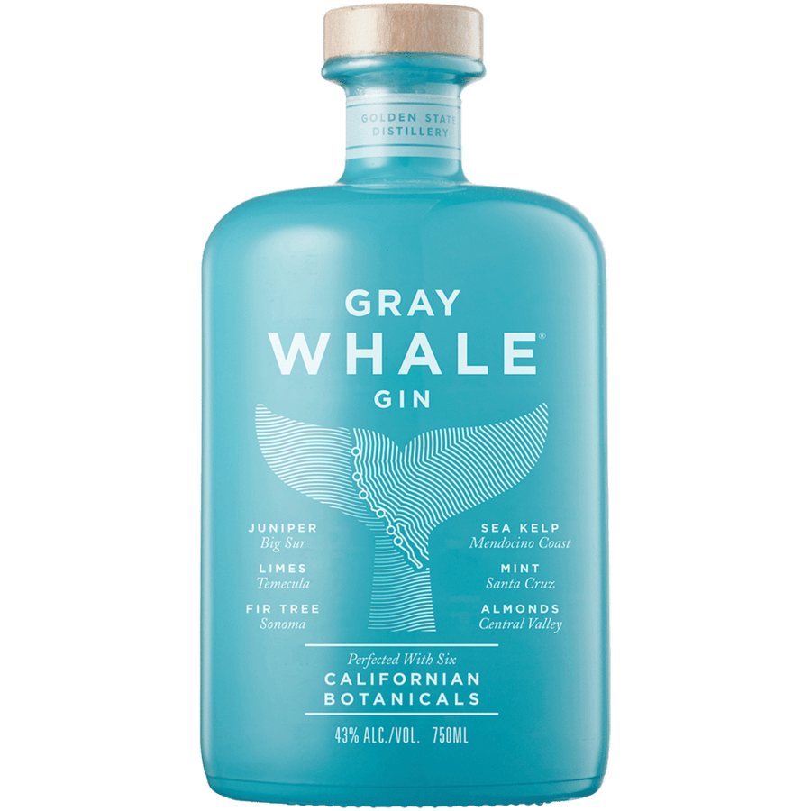 gray whale gin for Mother's day