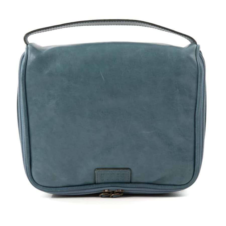 make up bag leather