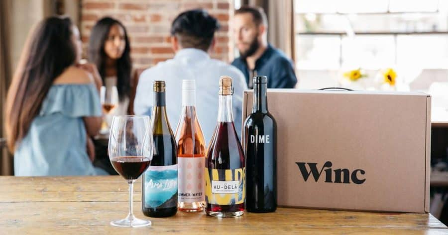 Winc Wine Co for Mother's Day Gift