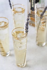 Simple Refreshing French Spritz