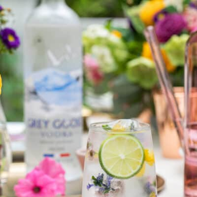 How to Make a Simple Vodka Soda Recipe
