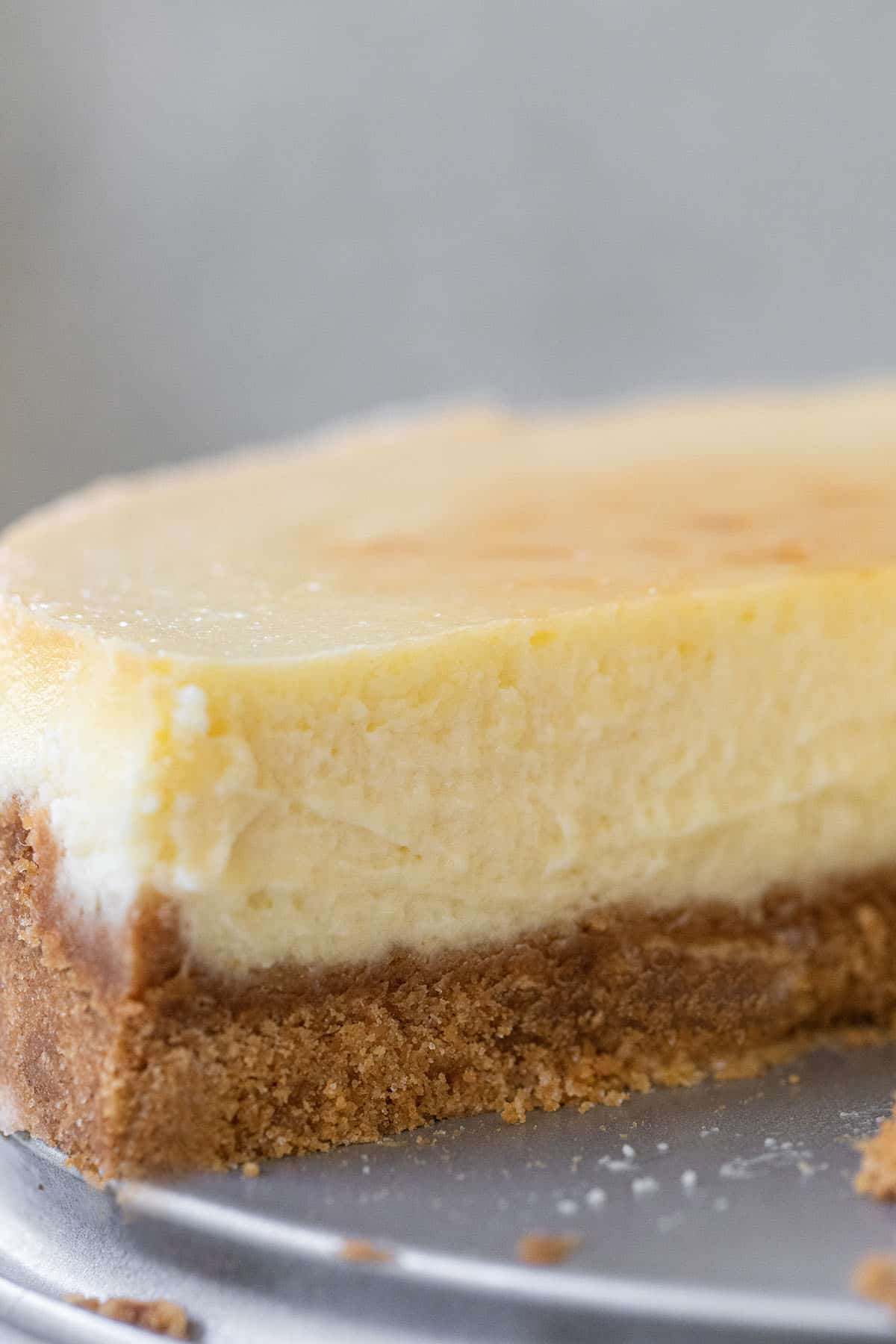 homemade cheesecake recipe