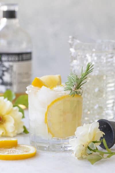 lemon margarita recipe