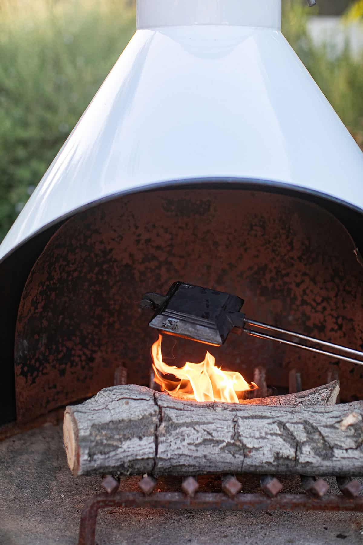 campfire pies
