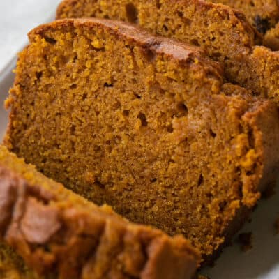 Super Moist Easy Pumpkin Bread Recipe