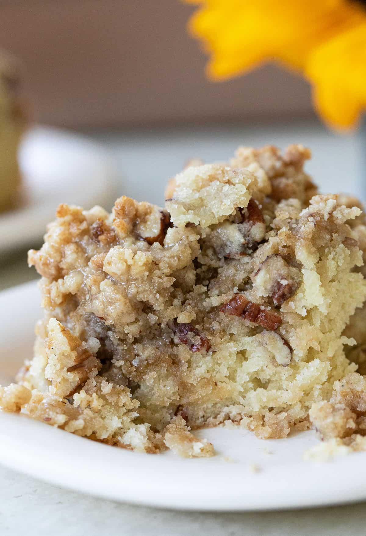 crumb cake crumble